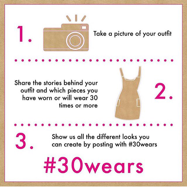 Are you ready for our #30wears @GCC_ECOAGE challenge?