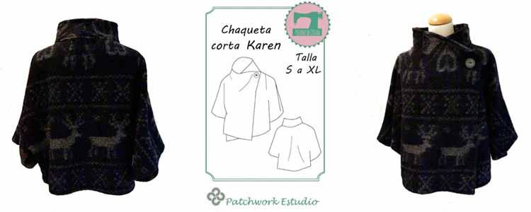 Confecciona tu propia chaqueta con este patrón https://t.co/zwf1zmrcv1 #costura Videotutorial @PatchworkEstudi https://t.co/n1B5Wow1Qj