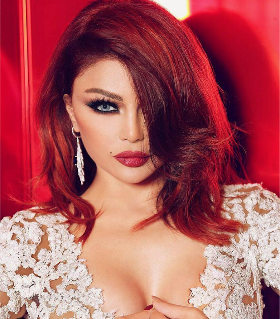 Haifa Wehbe On Twitter One Eye Sees The Other Feels