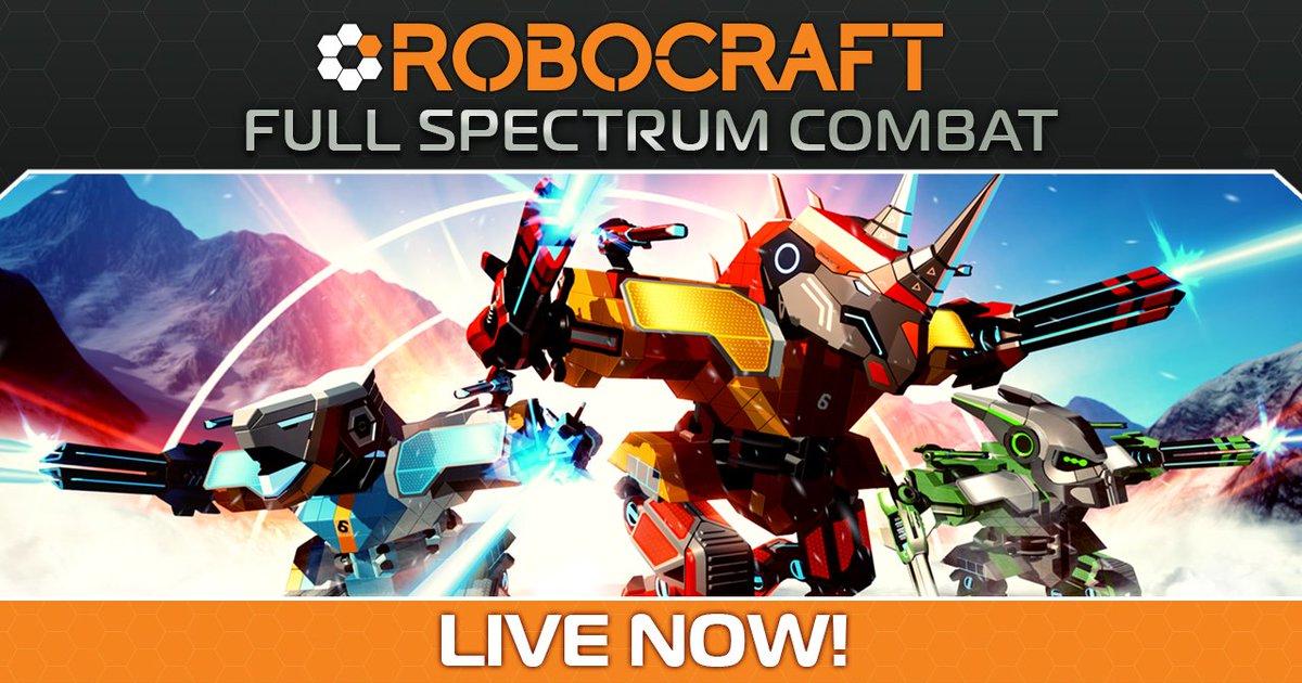 robocraft update notes