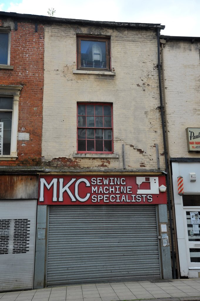 Great Result Of Lower Kirkgate Townscape Heritage Initiative 92 Was Empty Derelict Opens Today As Cafpictwitter LAnhvG68b3
