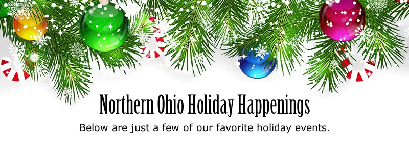 Holiday Happenings in Northern Ohio. https://t.co/XcLMipO98J https://t.co/RynQFrFCvM