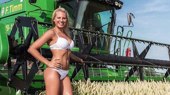 Aus landwirtin nackt heeckt jana leidenschaft Nichts zensiert: