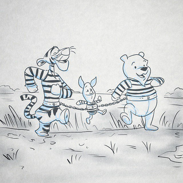 Oh Bother, Where Art Thou? #OneLetterOffMovies https://t.co/2NzClTcZpz