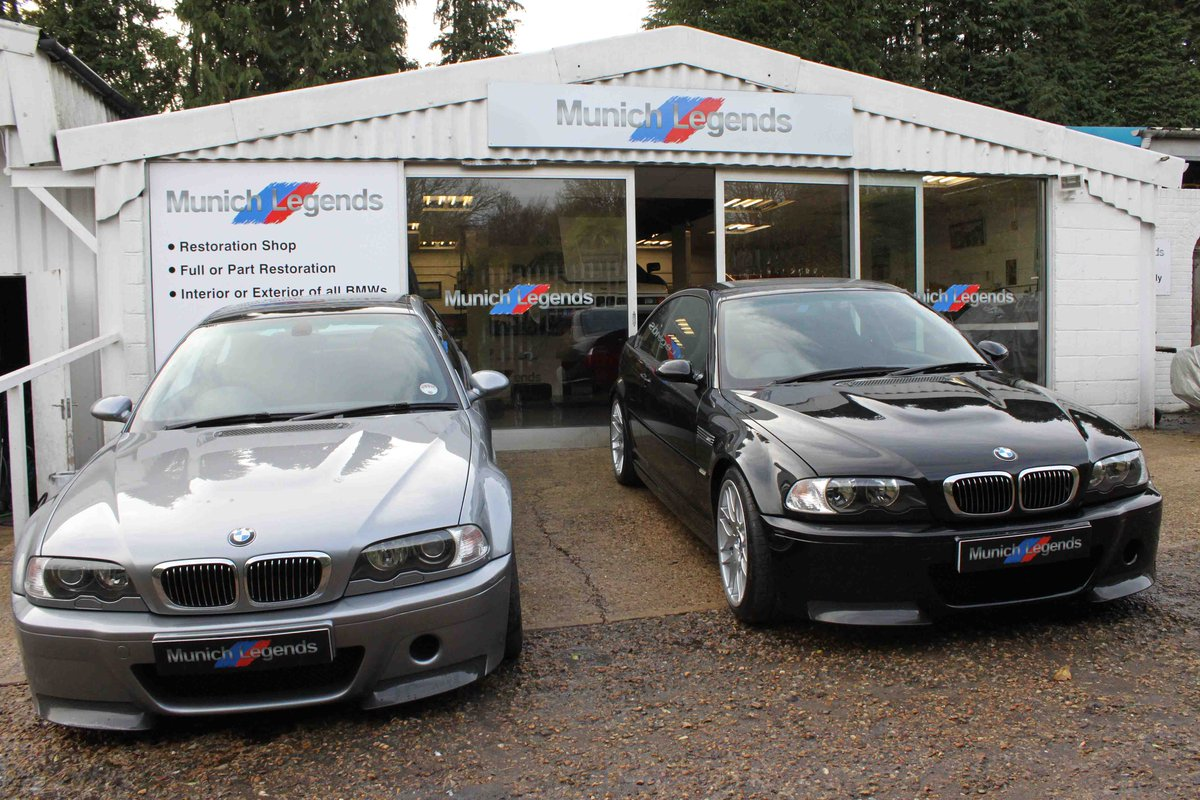 Munich Legends On Twitter We Vote The Bmw E46 M3 Csl As Model Of The Year Here At Munich Legends The Big Question Is Black Or Silver Grey Https T Co 85q8tdi46k