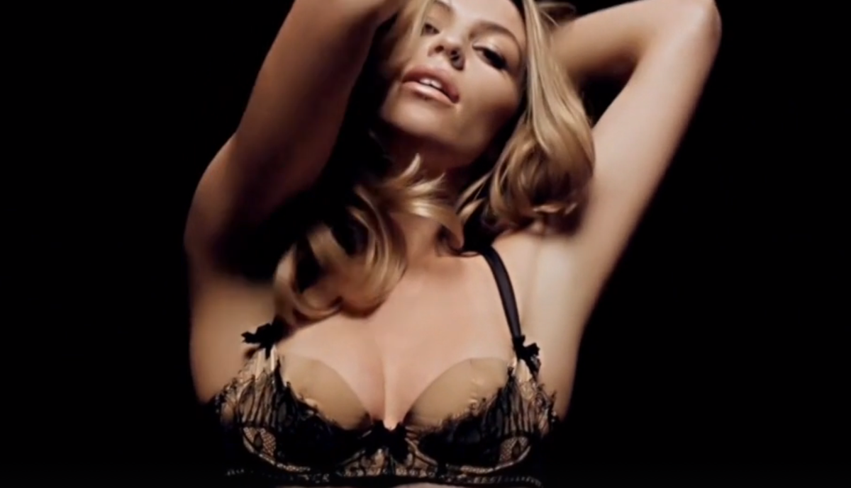 Abbey Clancy Gets Naked For Love Magazines Advent Calendar Https T Co
