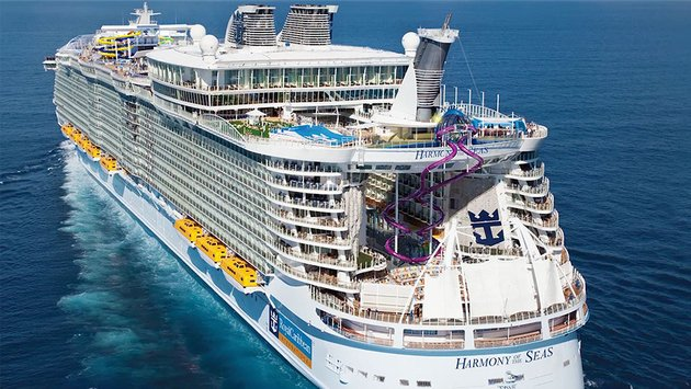 Tallest water slide at sea coming from @RoyalCaribbean. Video preview here! https://t.co/4N6y7UHyMP #CruiseChat https://t.co/B2GgHWOfZ2