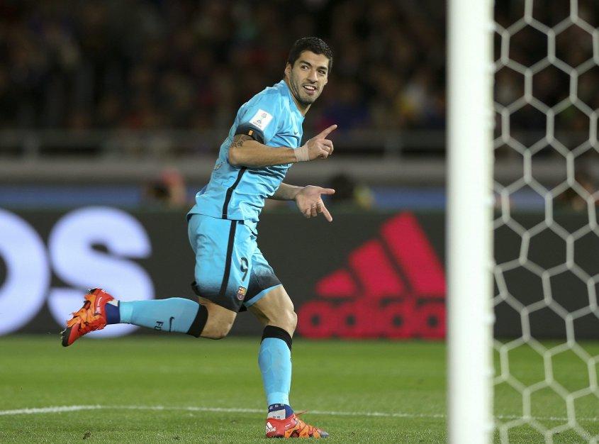 Mondiali Club: 3 gol di Suarez e la finale è Barcellona-River Plate