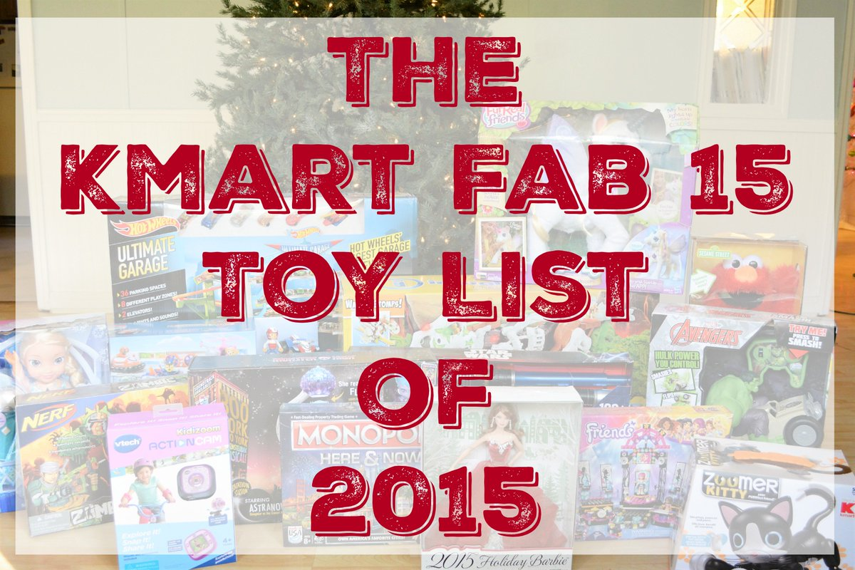 There is still time to pick up any of these #Fab15Toys for kids on your gift list! #ad https://t.co/5uP0L5TQeO https://t.co/Hjd674ivbh