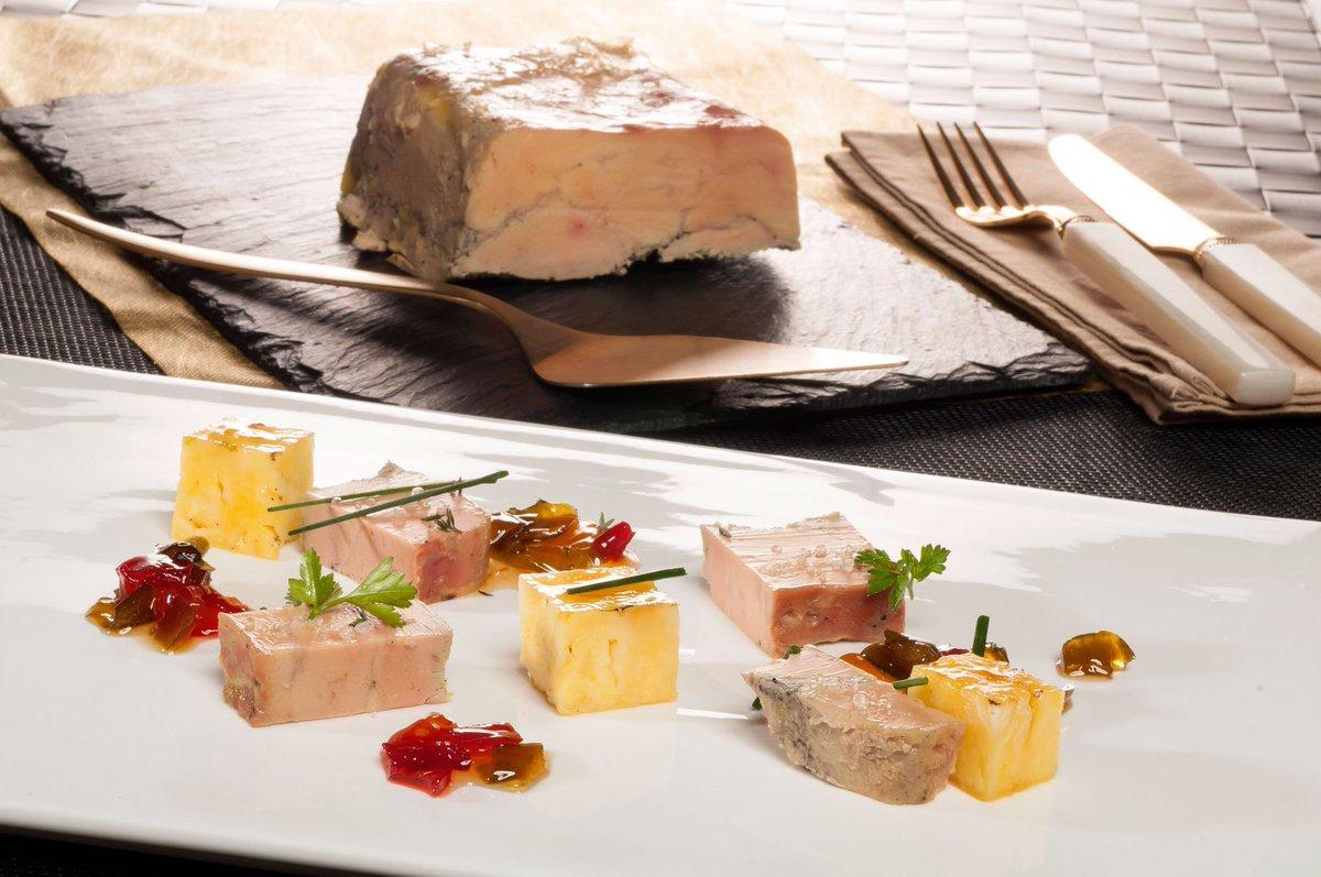 Receta de Terrina de foie, por @bruno_oteiza ;) https://t.co/3UkqtSM53V #cocina