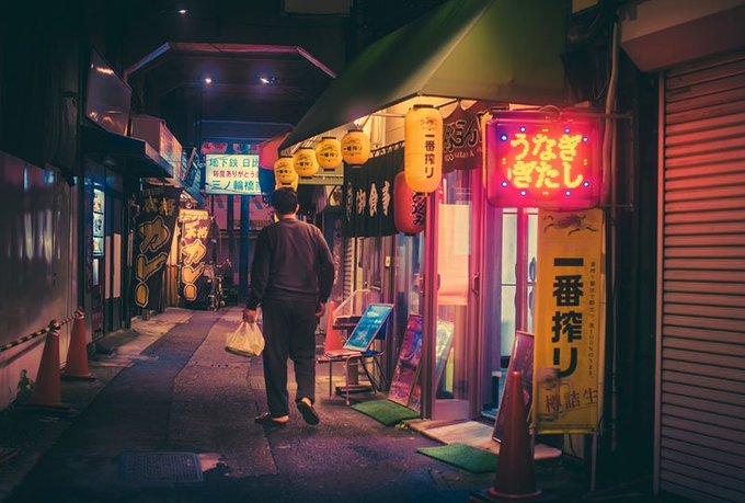 日本の街並みは撮り方次第でかっこいい Togetter