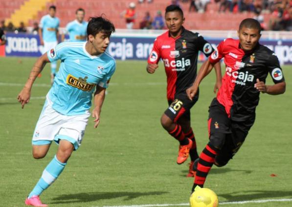 Luiz Da Silva: Estoy agradecido eternamente a Sporting Cristal https://t.co/VIJbDSTfs7