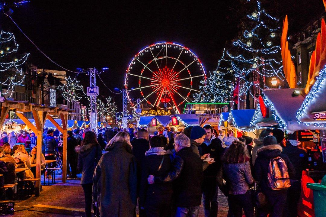 Brussels Christmas Market 2015 https://t.co/OE7PeXPe3I @visitbrussels #visitbrussels #winterpret https://t.co/tRRdQgK0NL
