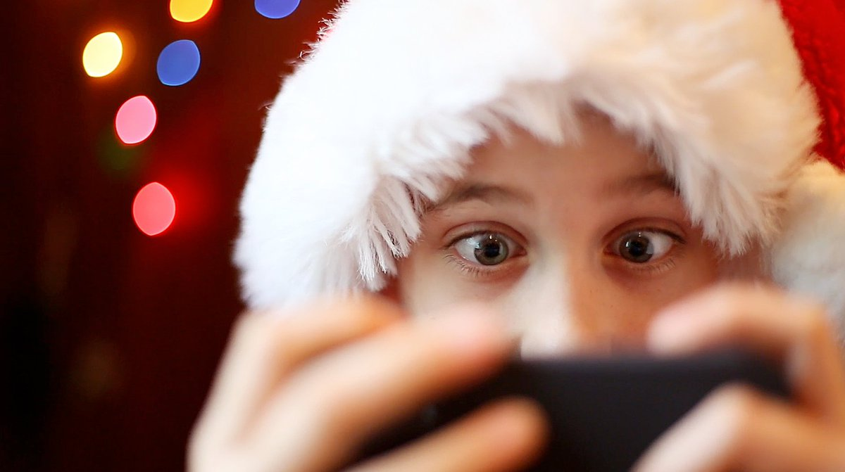 Video Babbo Natale, la App gratis Kringl ve lo fa vedere dentro casa vostra