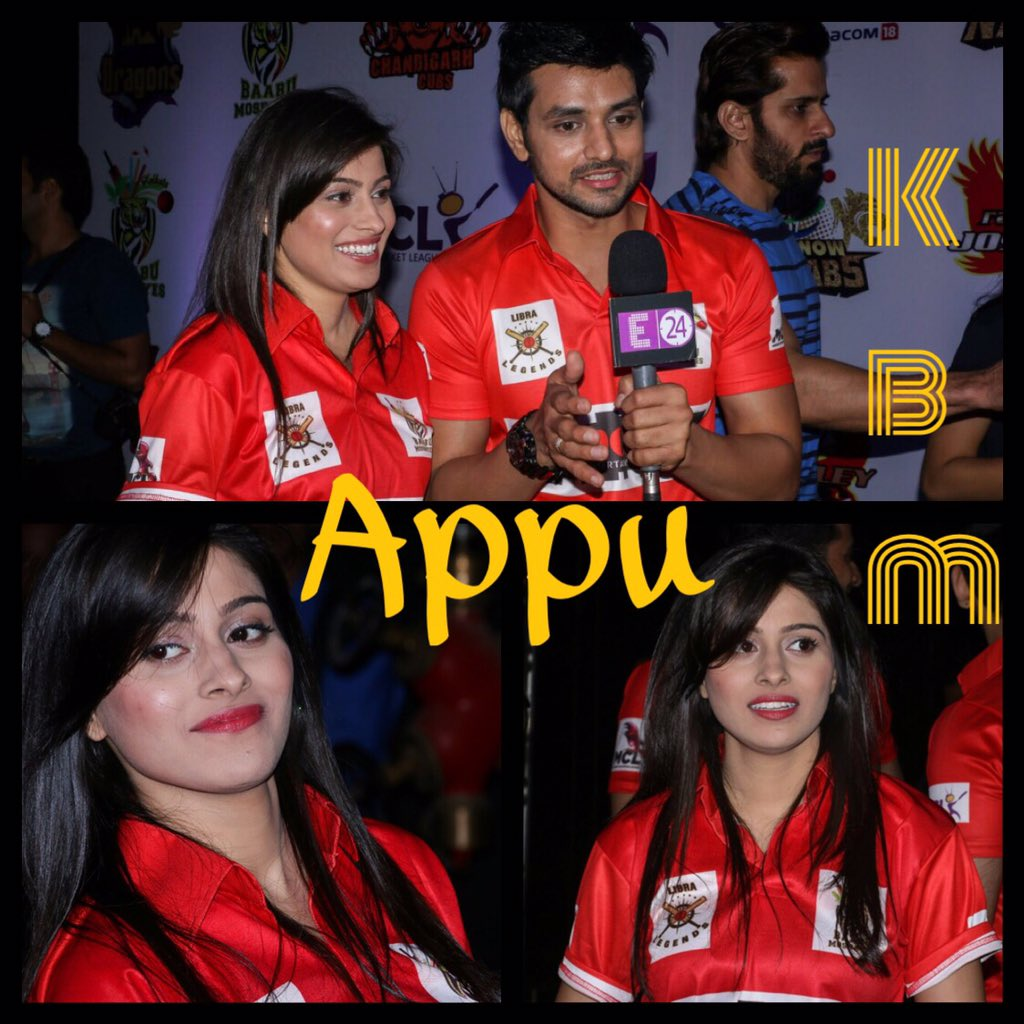 Aparana Dixit and Shakti Arora in Kolkata Babu Moshayes in Box Cricket League season 2