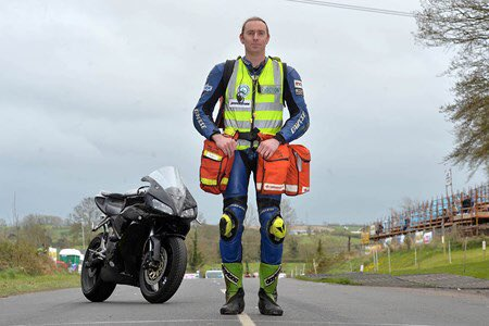 Delighted Doctor John Hinds was the recipient of a posthumous BBC SPOTY Unsung Hero award today. https://t.co/xcHhO8YAVv