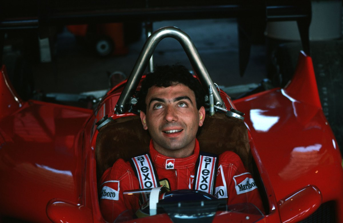 Michele Alboreto would have been 59 today. 'A racer and a gentleman': https://t.co/ro7Ws8JHrr https://t.co/XaN9kj8R5d