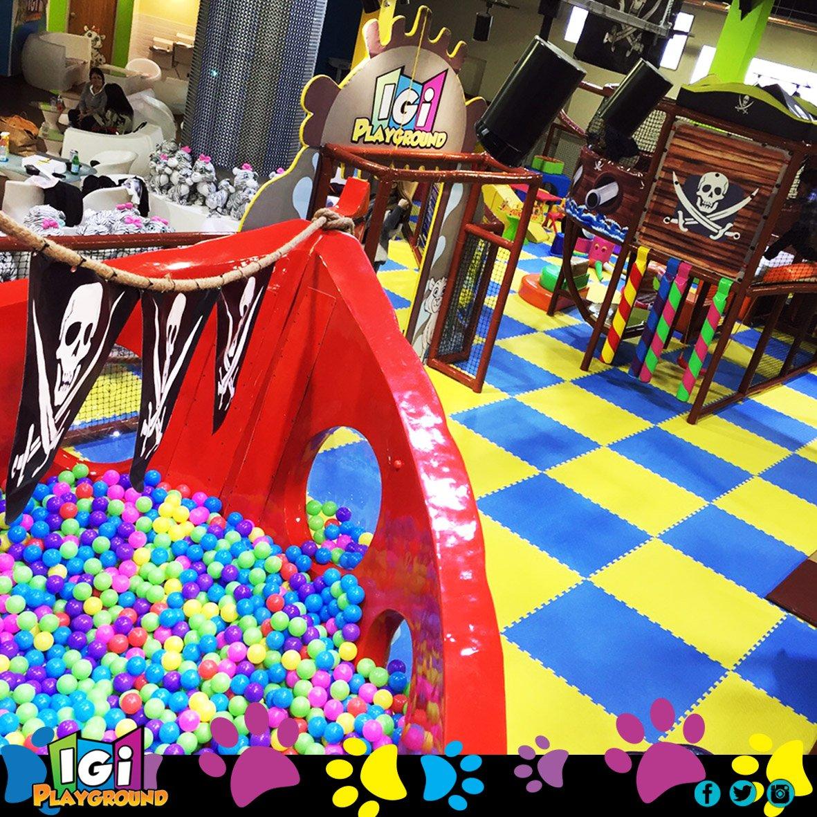 Igi Playground Miami