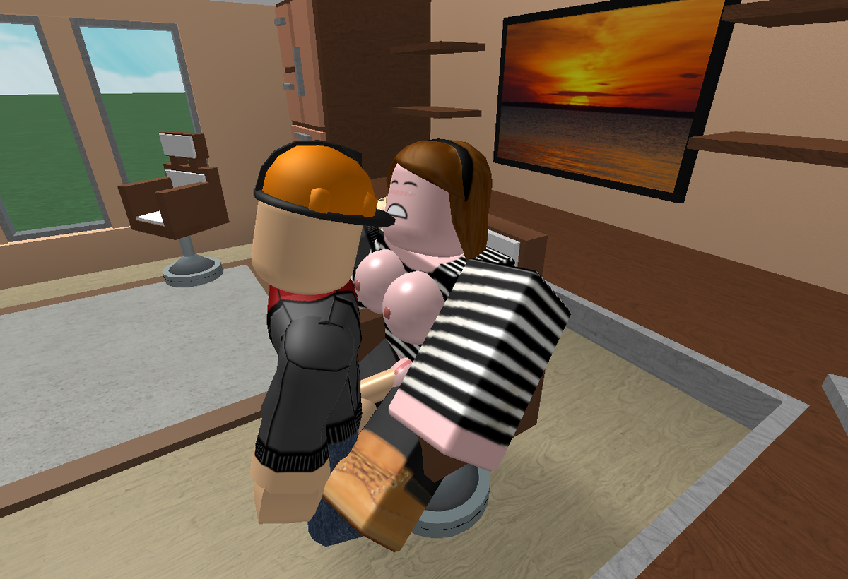 Roblox Demon Girl Gets Punished