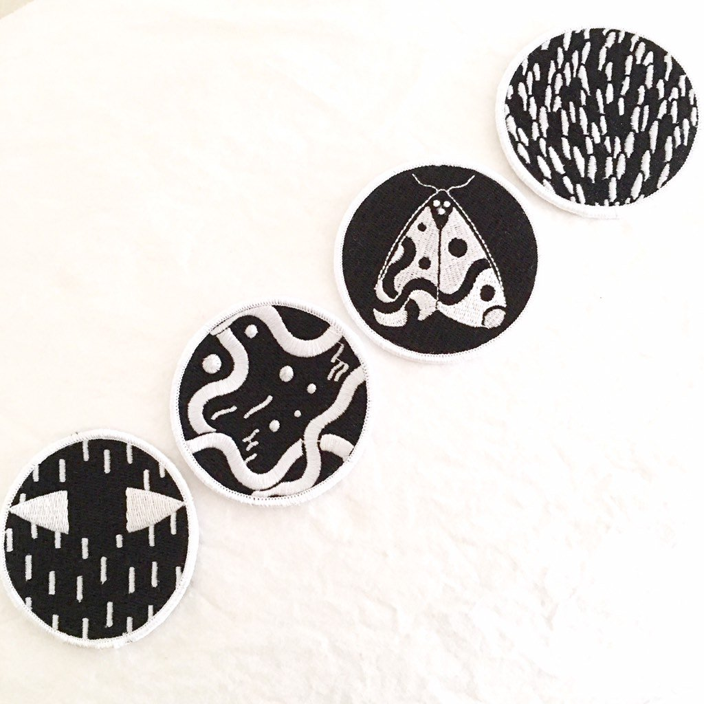 Purity Ring Patches
