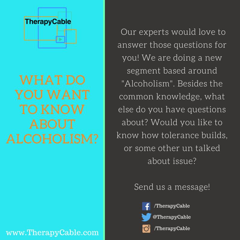 alcohol addiction questions
