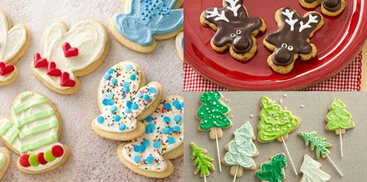 Cute Holiday COOKIE #Recipes & #Coupons!