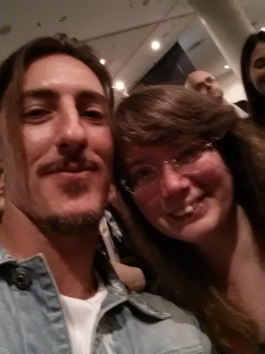 One of the happiest days of my life. #Haven Thank you @ERICBALFOUR!  #havenfinale https://t.co/sCDwDOyt6U