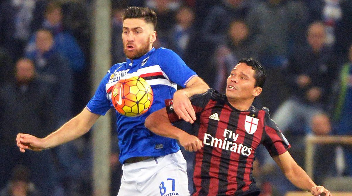 Sampdoria-Milan 0-2 Video Highlights Replica Streaming Rai Sport