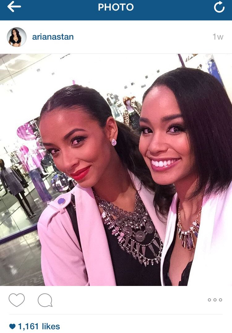 Miss France and Miss Japan: https://t.co/5hTDq6ytOO #MissUniverse https://t.co/4yvUqY8S5L
