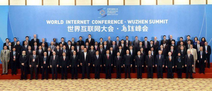 China's World Internet Conference is a sham, and foreign execs who went should be embarras… https://t.co/FCYeaZI93I https://t.co/8FlMXYRSKi
