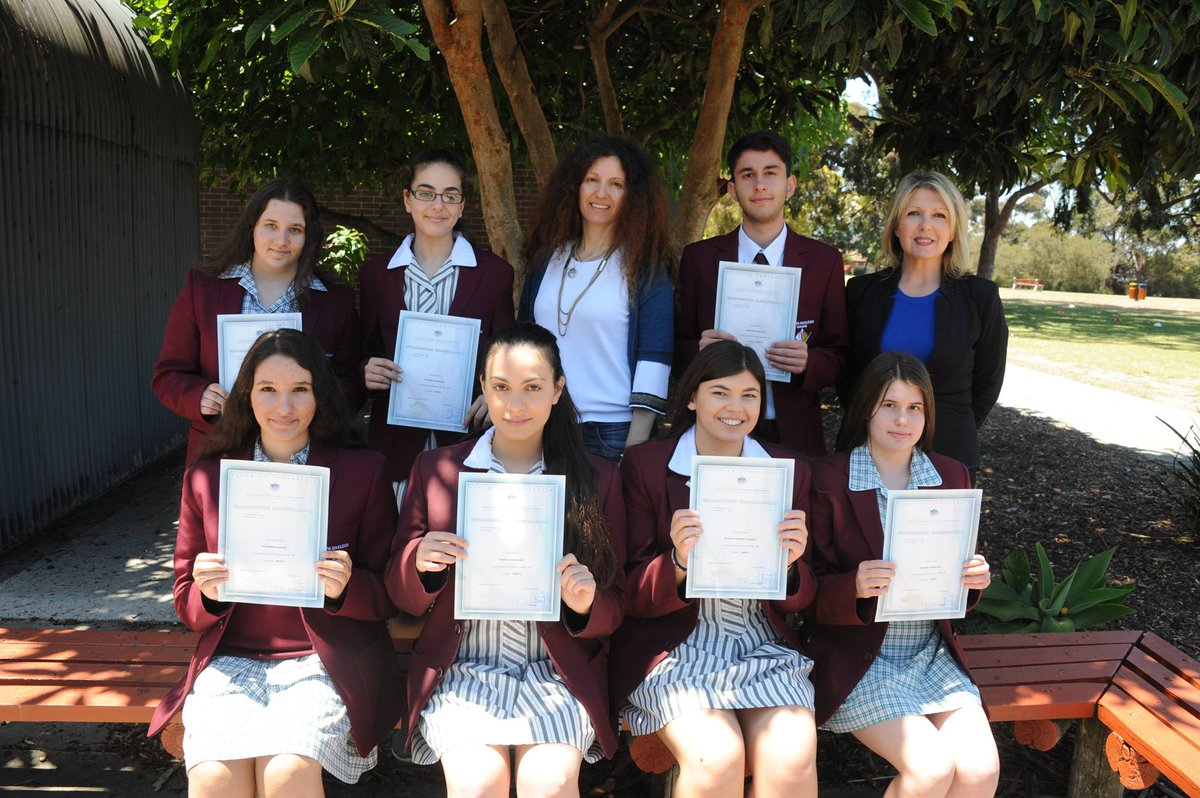 South Oakleigh students attain proficiency in Greek: ow.ly/VX2Gb