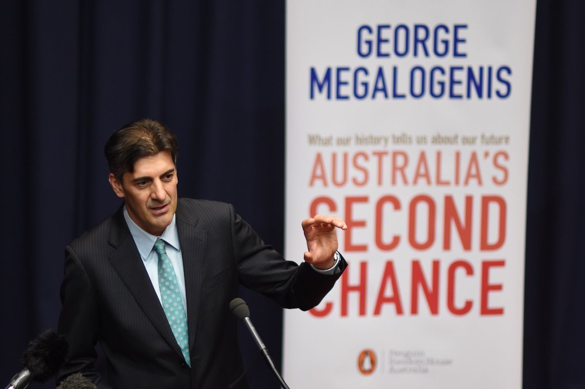 Megalogenis shortlisted for prestigious literary award: ow.ly/VX9Q8
