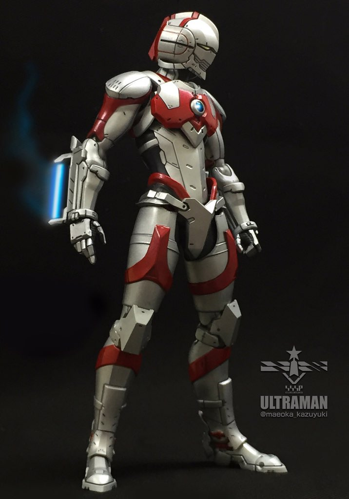 ULTRAMAN フィギュア画像