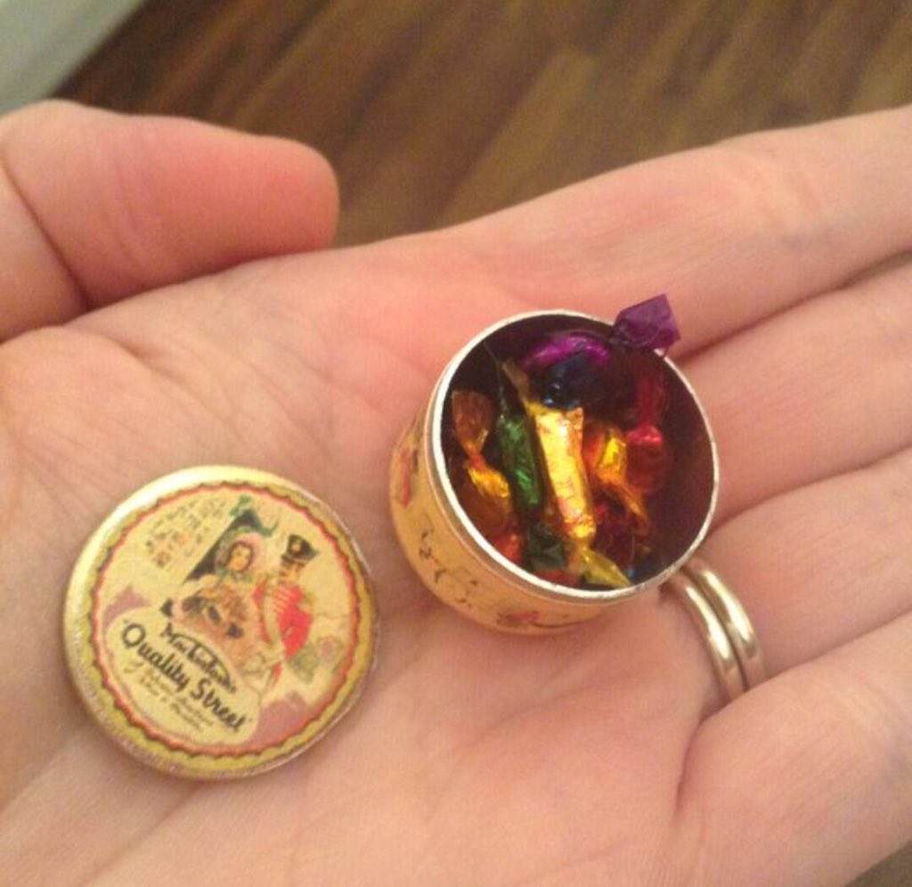Estimated size of a quality street tin by 2050 (via FB) https://t.co/MQjYxu8Ii3