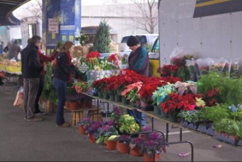 The @BmoreFarmersMkt Last Day of the Season is Sunday https://t.co/eFtKSfxvXk Extended to 1P https://t.co/o781USekBF