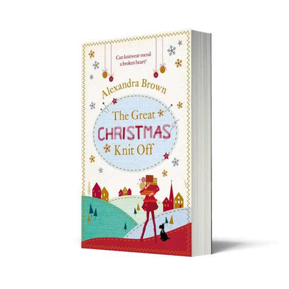 Can festive jumpers mend a broken heart? RT #KnitOff to WIN signed book https://t.co/Aplh7JJzCq #ChristmasJumperDay https://t.co/yrLzB4oUZ3