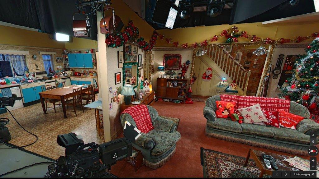 Comedy Living Room