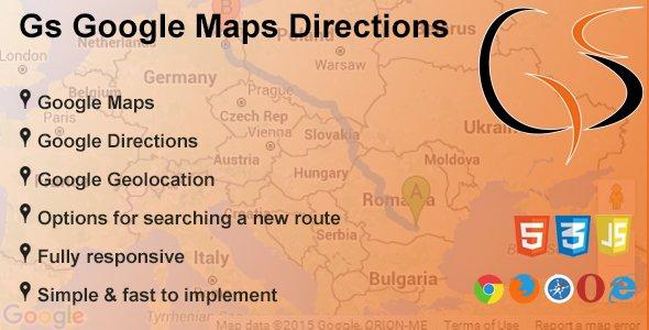 JQuery Rain On Twitter Gs Google Maps Directions Httpstco - Https google maps directions