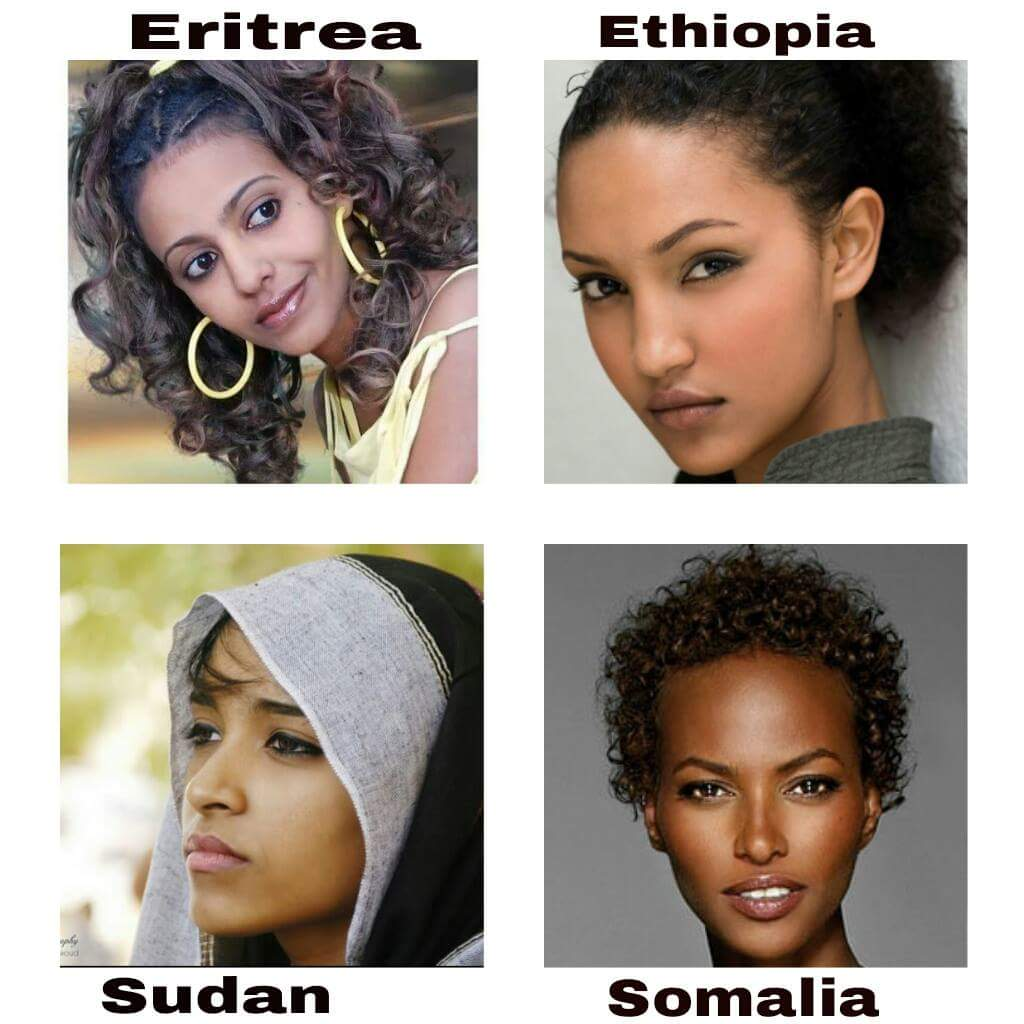 Ethiopian girls vs Somali girls - YouTube