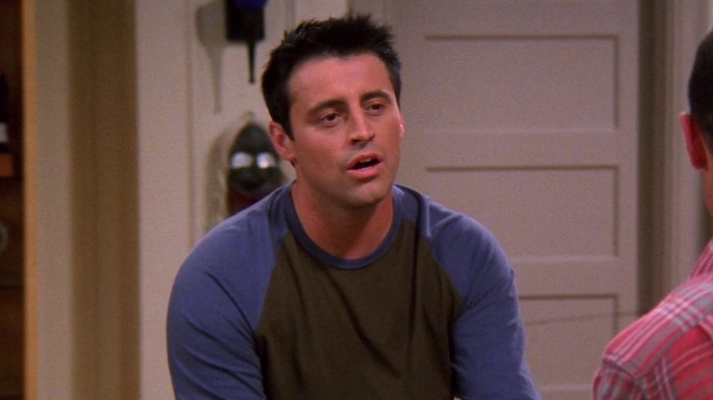 Friends Reruns On Twitter Sandy Whats The One Kind Of Boat That