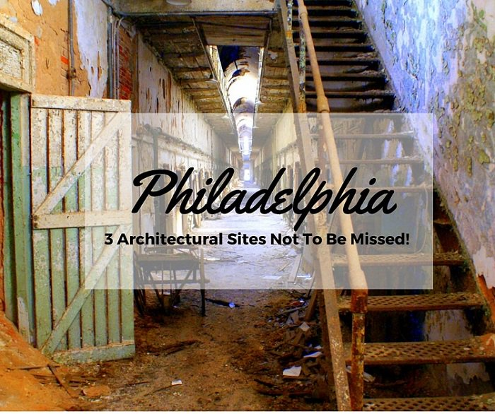 NEW POST! 3 must-see architectural sites in #Philadelphia https://t.co/ZolvlwBTNp @visitphilly @easternstate https://t.co/Zz0cSOLyoi