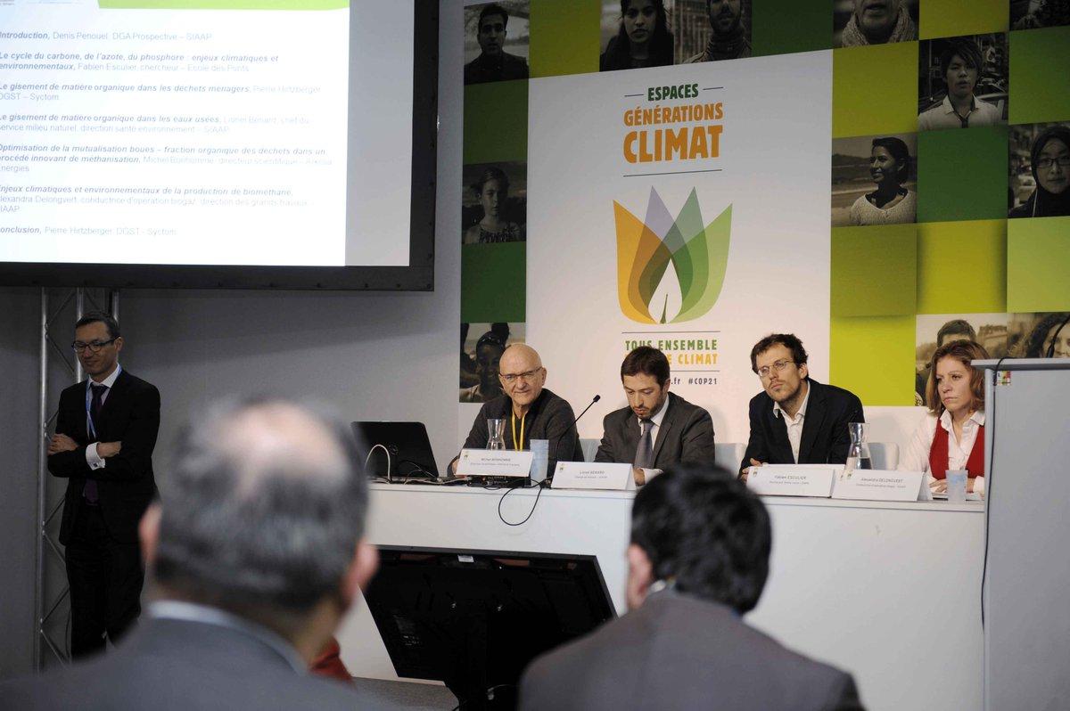 COP21, biogaz Arkolia