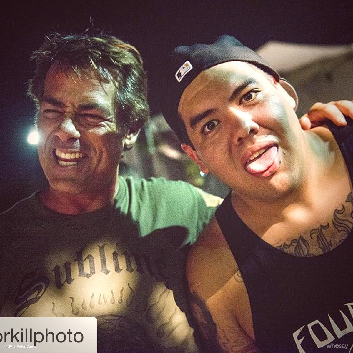 """I'll goto The Looney Bin with you I Don't Give A Fuck!"" #Dante #GrandmasBoy @RomeMusica @SublimeWithRome #Flashback https://t.co/uVLT6DI9zC"