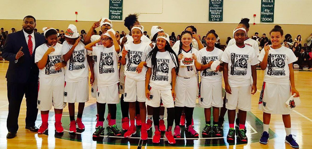 Major Prep Sports On Twitter The 1 Girls Middle School Basketball