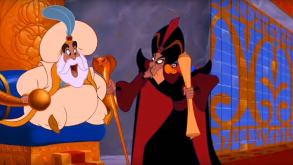 30% of Republican voters want to bomb Aladdin's made-up country, according to poll http://bit.ly/22e4GCy
