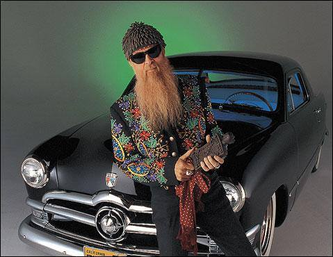 Rockstars Cars On Twitter Billy Gibbons From Zz Top Has Had Some