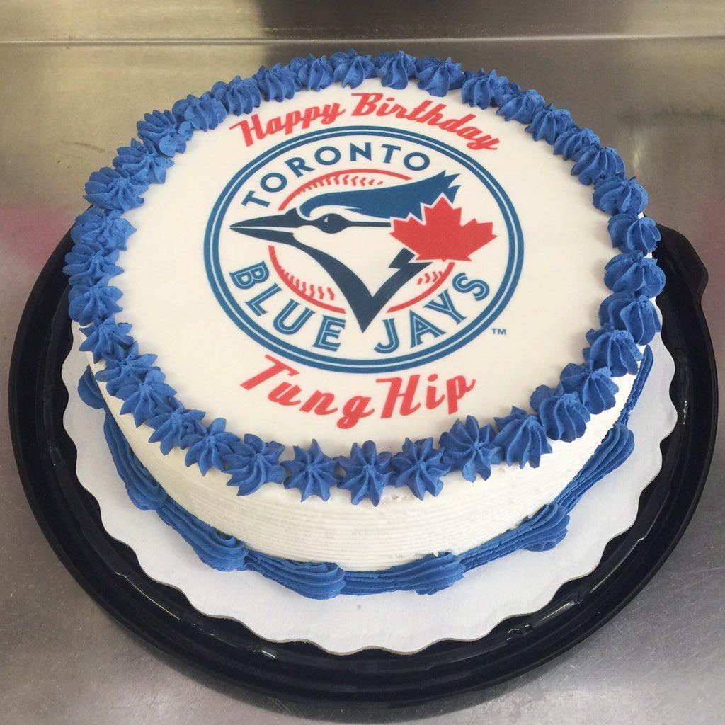Scoops n More on Twitter Blue Jays IceCream Cake