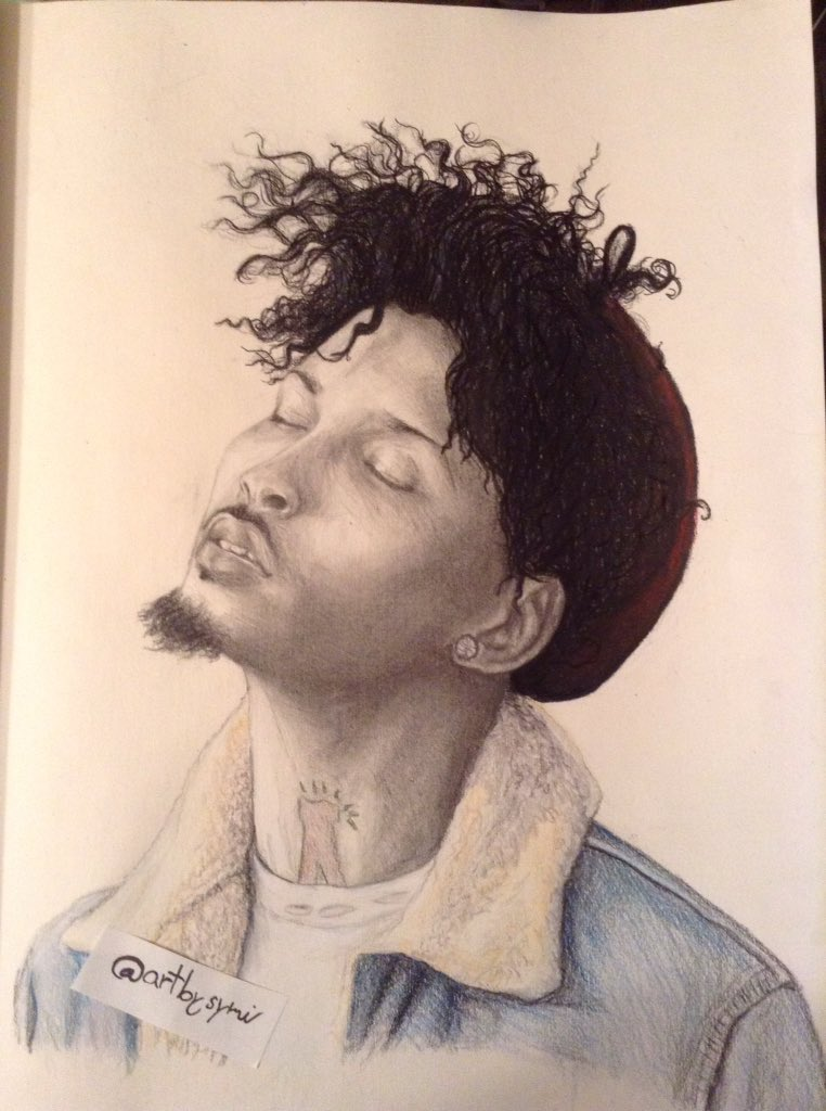 Sympai artbysymi twitter finally finished augustalsina portrait art artworkaugustalsina drawing prismacolor sketchbookpicitterya0xrixtmt altavistaventures Images