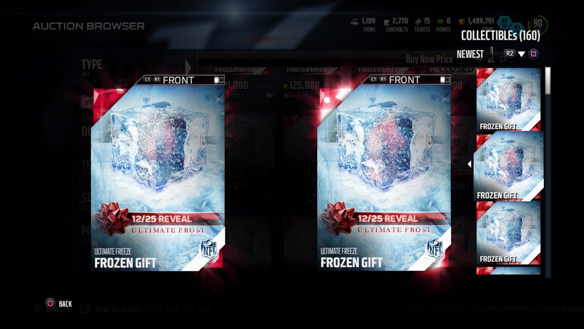 Pictures of the Frozen gifts that are out so far inside - MUT ...