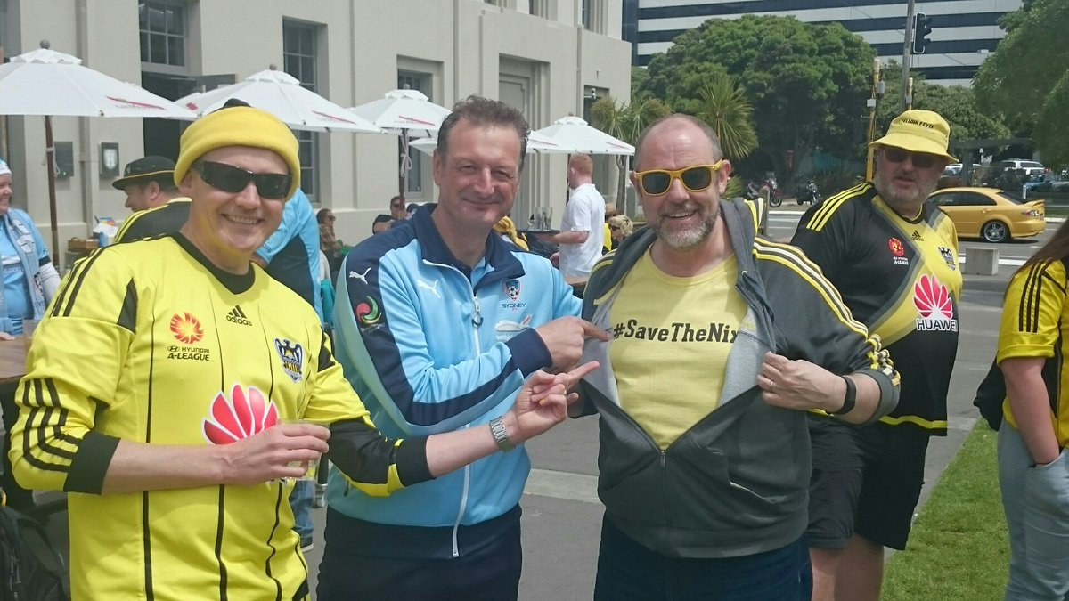 .@tpignata9 wants to #SaveTheNix // @WgtnPhoenixFC @YellowFever_NZ https://t.co/14MbrrnYz3